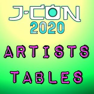 J-Con Artists Table